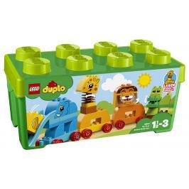 LEGO® DUPLO® DUPLO® 10863 Môj prvý box so zvieratkami