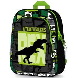 Karton P+P Detský predškolský Batoh T-Rex
