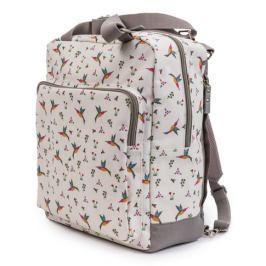 Pink Lining WONDER BAG kolibrík - prebaľovací batoh