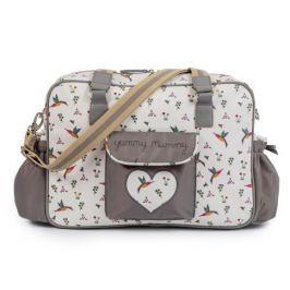 Pink Lining YUMMY MUMMY kolibrík - prebaľovacia taška