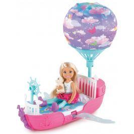 MATTEL Barbie rozprávková loď snov