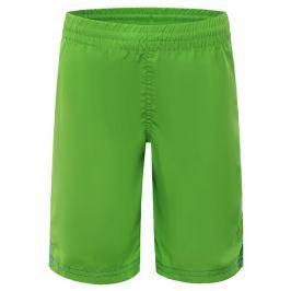 ALPINE PRO Chlapčenské kraťasy JONATHAN - zelené