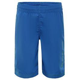 ALPINE PRO Chlapčenské kraťasy JONATHAN - modré