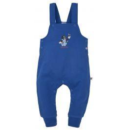 G-mini Chlapčenské dupačky Krtko a nohavičky - modré