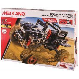Meccano 25 modelov v 1 s el. motorom