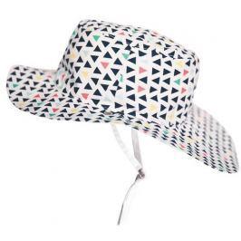 Ki ET LA Detský obojstranný klobúčik Fun Fair - farebný