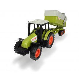 Dickie Traktor CLAAS s prívesom 36 cm