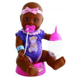 Simba NBB Bábika bábätko černoško 30 cm