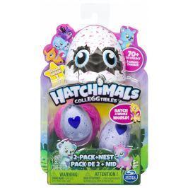 Spin Master Hatchimals zberateľská zvieratka vo vajíčku dvojbalenie, 1. séria