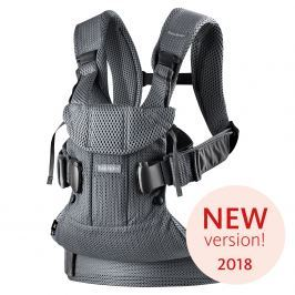 Babybjörn Ergonomický nosič One 2018 Anthracite 3D Mesh