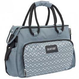 Badabulle Prebaľovacia taška BOHO Grey