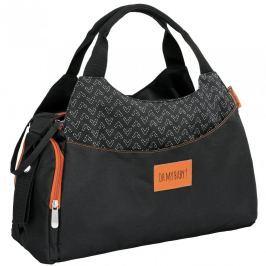 Badabulle Prebaľovacia taška Multipocket Black