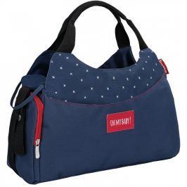 Badabulle Prebaľovacia taška Multipocket Dark Blue