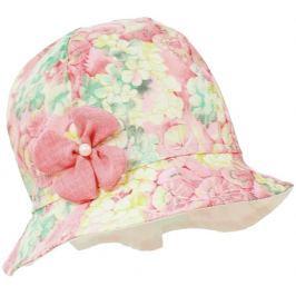Pupill Dievčenský klobúčik Melany - farebný
