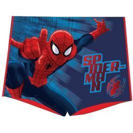 E plus M Chlapčenské plavky Spiderman - červené