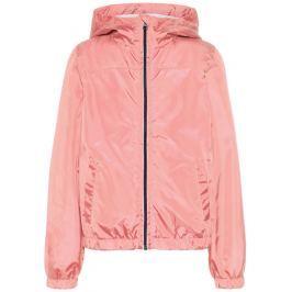 Name it Dievčenská šušťáková bunda - ružová