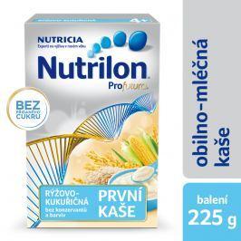 Nutrilon Mliečna kaša ryžovo-kukuričná 225 g