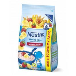 Nestlé Mliečna kaša banán a jahoda, 300g