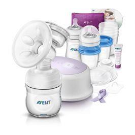 Philips Avent Súprava pre dojčenie s elektrickou odsávačkou Natural