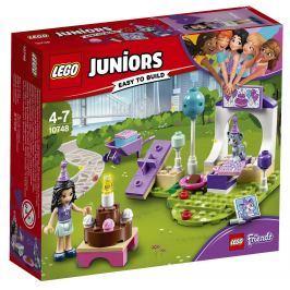 LEGO® Juniors 10748 Emma a oslava pre maznáčikov
