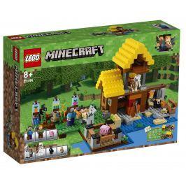 LEGO® Minecraft 21144 Farmárska usadlosť