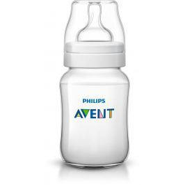 Philips Avent Fľaša Classic + 260 ml (PP), 1 ks