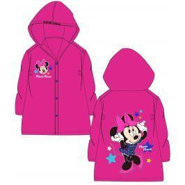E plus M Dievčenské pláštenka Minnie - ružová