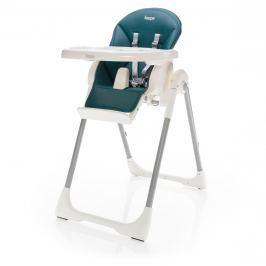 ZOPA Detská stolička Ivolia Aqua Blue