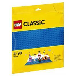 LEGO® Classic 10714 Modrá podložka na stavanie