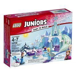 LEGO® Juniors 10736 Ľadové ihrisko pre Annu a Elsu