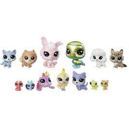 Littlest Pet Shop Veľké balenie zvieratiek - Diva Squad