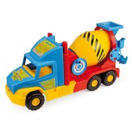 WADER Auto Super Truck domiešavač 53 cm - 2 farebné varianty