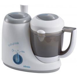 BÉABA Parný varič + mixér BABYCOOK - sivý