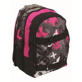 Karton P+P Anatomický batoh OXY Sport II. - ružový