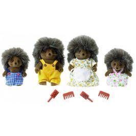Sylvanian Families Rodina ježkov