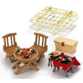 Sylvanian Families Strešný nosič s piknik setom