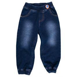 MMDadak Chlapčenské nohavice - tmavo modré