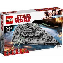 LEGO® Star Wars 75190 Hviezdny deštruktor Prvého rádu