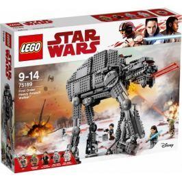 LEGO® Star Wars 75189 Ťažký útočný chodec Prvého rádu