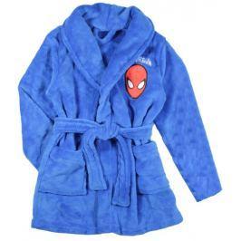 E plus M Chlapčenský župan Spiderman - modrý