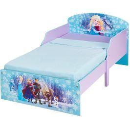 Disney Frozen Detská posteľ 140x70 cm
