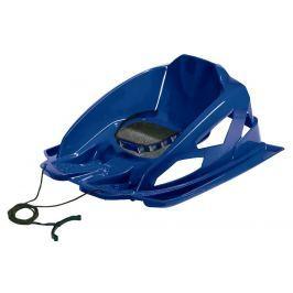 AlpenGaudi Bob plastový AlpenBambino - modrý