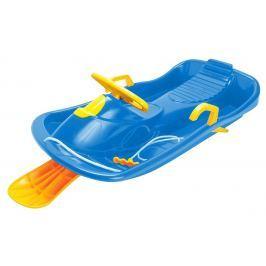 Sulov Bob plastový s volantom - modrý