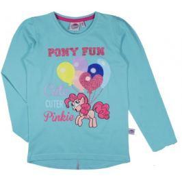 E plus M Dievčenské tričko My little Pony - modré