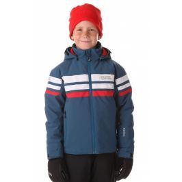 Nordblanc Chlapčenská lyžiarska bunda Glad - modrá