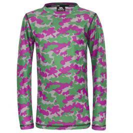 Trespass Dievčenské termo tričko Klutz - farebné