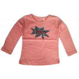 Carodel Dievčenské tričko Pow - ružové