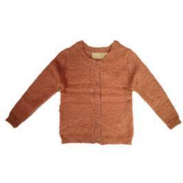 Carodel Dievčenské prepínací sveter - ružový