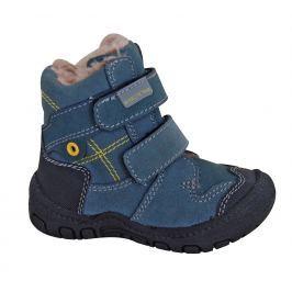 Protetika Chlapčenské zimné topánky GERARD - modré