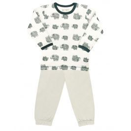 Nini Chlapčenské pyžamo Sloník - farebné